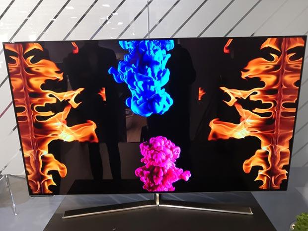 hisense oled - Hisense presenta le TV OLED a IFA 2018