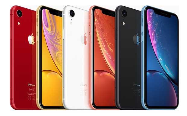 iphone xr 3 13 09 18 - Nuovi iPhone XS Max / XS / XR: tutti con Face ID e prezzi fino a 1.700€