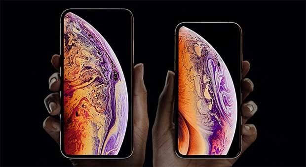 iphone xs xsmax 1 13 09 18 - Nuovi iPhone XS Max / XS / XR: tutti con Face ID e prezzi fino a 1.700€