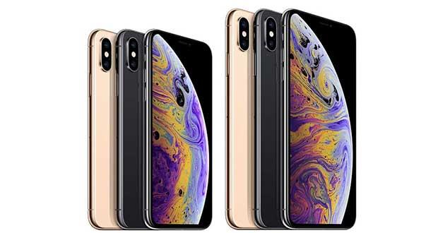 iphone xs xsmax evi 13 09 18 - Nuovi iPhone XS Max / XS / XR: tutti con Face ID e prezzi fino a 1.700€