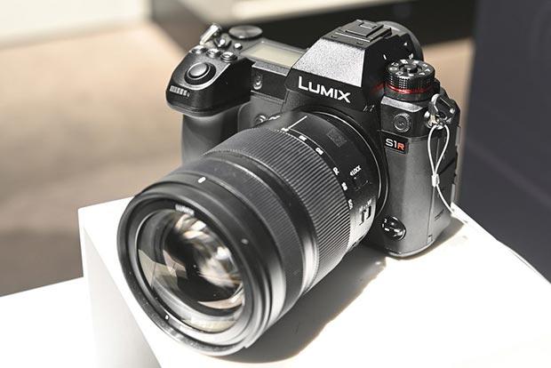 panasonic s1r - Panasonic S1 e S1R: mirrorless full-frame con video 4K/60p