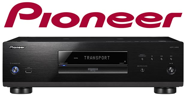 pioneer udp lx800 evi - Pioneer UDP-LX800: lettore BD 4K universale con DAC ESS