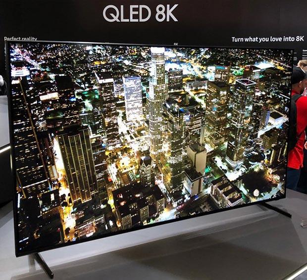 samsung q900r - Samsung Q900R: prezzi europei dei QLED 8K