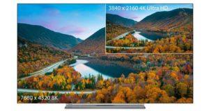 toshiba 8k ifa 2018 300x160 - Toshiba: TV 8K 65 pollici con Dolby Vision