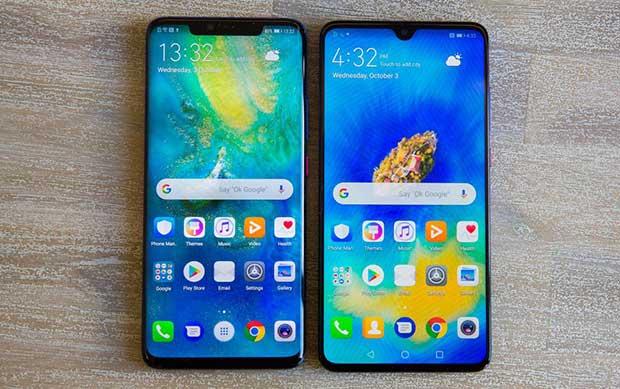huawei mate20 4 17 10 18 - Huawei Mate 20 e Mate 20 Pro con sensore impronte nello schermo
