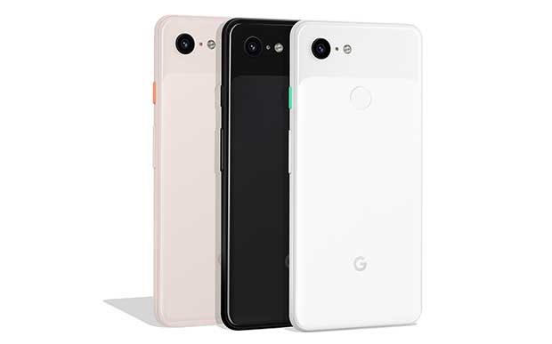"pixel3 2 10 10 18 - Google Pixel 3 e Pixel 3 XL: smartphone ""top"" anche con Notch"