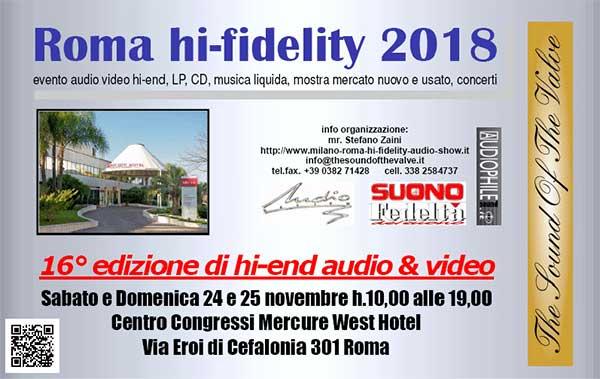 roma hiend 18 loc - Prossimi Eventi