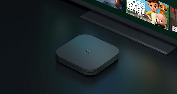 xiaomi mi box s Evi - Xiaomi Mi Box S: media-player con Android TV Oreo