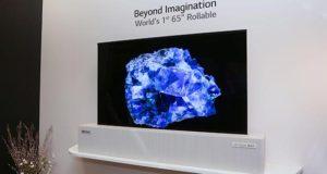 lg oled arrotolabile 2019 300x160 - LG: TV OLED arrotolabile al CES 2019?