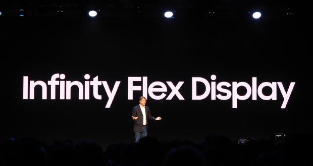 samsung infinity flex 2 - Samsung Infinity Flex Display: ecco lo smartphone pieghevole