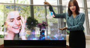 "samsung the window 300x160 - Samsung registra il marchio ""The Window"": in arrivo le TV trasparenti?"