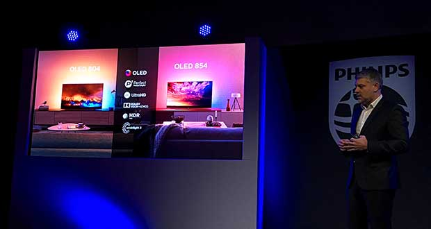 Philips: 2 OLED e 2 LCD Ultra HD on Dolby Vision e HDR10+
