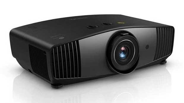 benq w5700 1 07 01 19 - BenQ W5700 e W2700: proiettori DLP 4K HDR con HDR10 e HLG