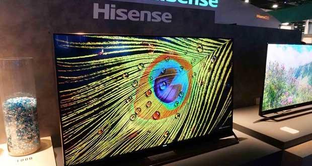 hisense dualcelltv evi 07 01 19 - HiSense: Dual Cell TV con doppia modulazione LCD al CES 2019