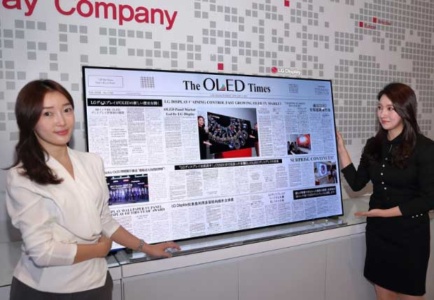 "lg oled 8k 65 - LG: TV OLED 8K Z9 da 88"", 65"" e Crystal Sound Oled"