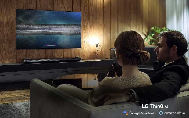 lg oled tv ces 2019 - LG: i nuovi TV OLED e LCD al CES 2019