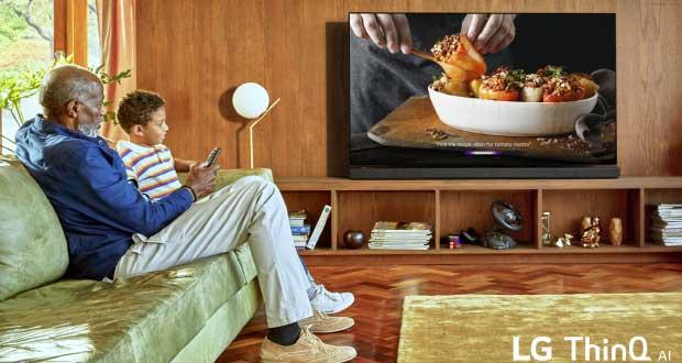 lg oled tv ces 2019 evi - LG: i nuovi TV OLED e LCD al CES 2019