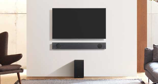 lg soundbar 2019 evi - LG: nuove soundbar Dolby Atmos e DTS:X
