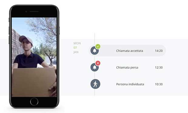 netatmo campanello 2 07 01 19 - Netatmo: campanello Smart Full HD al CES 2019