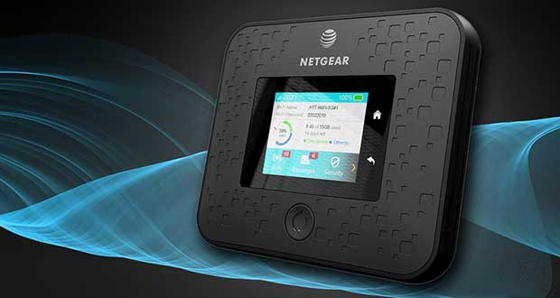 netgear 5g hotspot evi 08 01 19 - Netgear 5G Mobile Hotspot: primo hotspot 5G al CES 2019