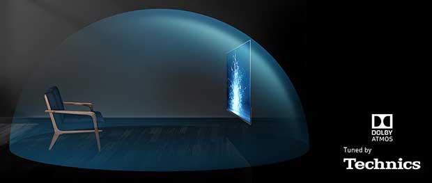 panasonic OLED GZ2000 3 08 01 19 - Panasonic GZ2000: OLED 4K con HDR10+, Dolby Vision e Dolby Atmos