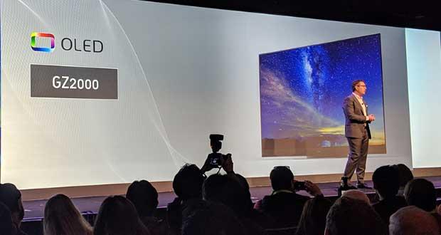 panasonic gz2000 - Panasonic GZ2000: TV OLED con Dolby Vision e HDR10+
