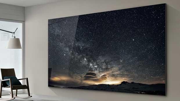 "samsung microled1 07 01 19 - Samsung MicroLED TV 4K da 75"" e 219"" al CES 2019"
