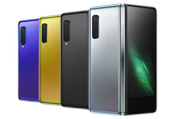 galaxy fold 1 21 02 19 - Samsung Galaxy Fold: lo smartphone diventa un tablet pieghevole