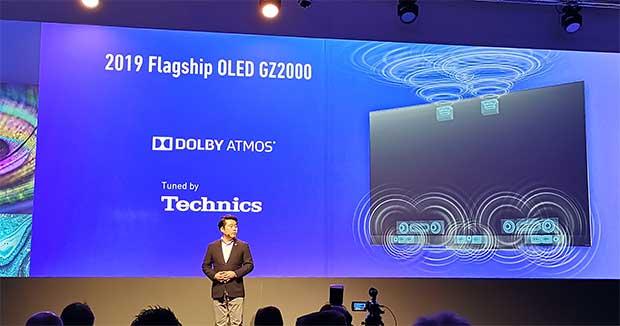 "panasonicOLED 2019 1 19 02 19 - Panasonic: nuovi OLED 55"" e 65"" tutti HDR10+ e Dolby Vision"