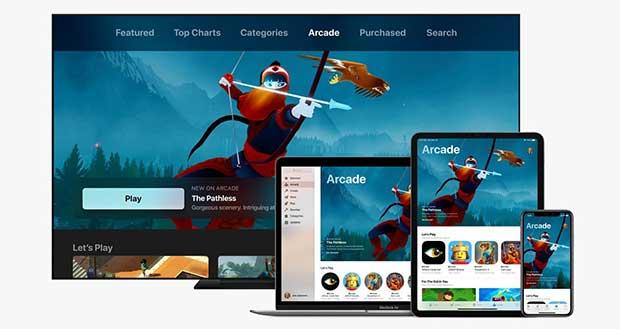 apple arcade 4 26 03 19 - Apple annuncia l'arrivo dell'app Apple TV e del servizio Apple TV+: i dettagli