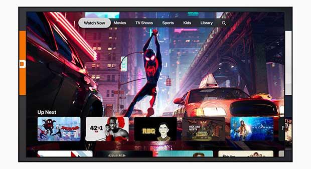 appletv 1 26 03 19 - Apple annuncia l'arrivo dell'app Apple TV e del servizio Apple TV+: i dettagli
