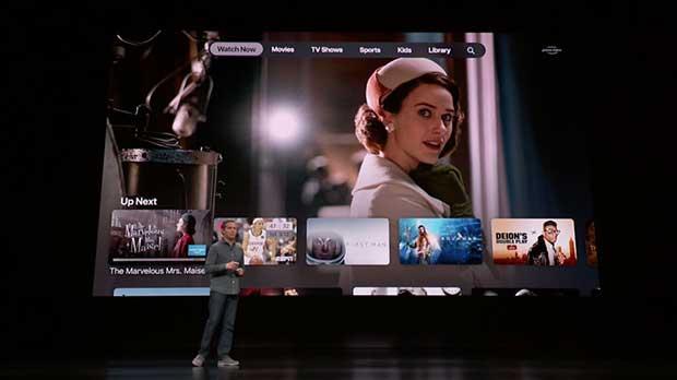 appletv 2 26 03 19 - Apple annuncia l'arrivo dell'app Apple TV e del servizio Apple TV+: i dettagli
