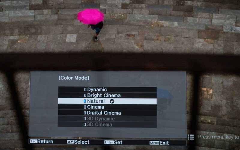 epson 9400 art 10 - Proiettore LCD 4K HDR Epson EH-TW9400 - La prova