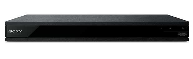 "sony x1100es 1 03 04 19 - Sony UBP-X1100ES: nuovo lettore UHD Blu-ray ""universale"""