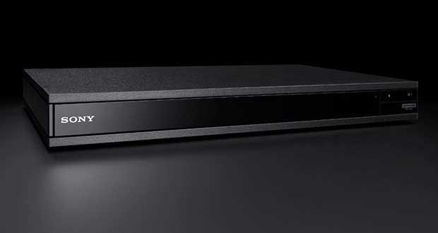 "sony x1100es evi 03 04 19 - Sony UBP-X1100ES: nuovo lettore UHD Blu-ray ""universale"""