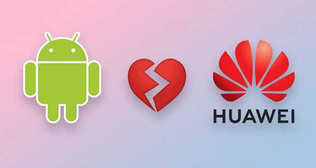 hawei android 20 05 19 - Google: stop ad Android per i dispositivi Huawei