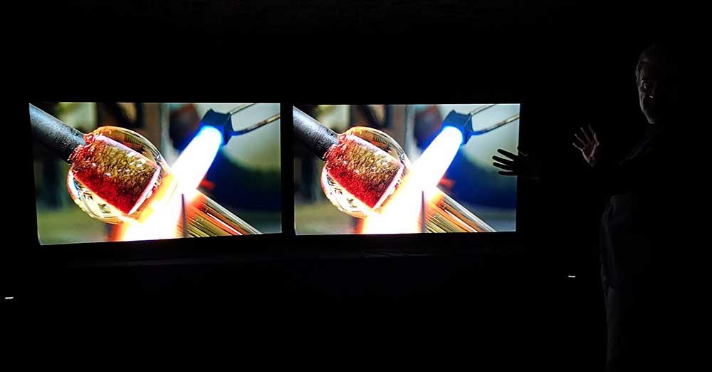 panasonic gammaTV2019 4 - Panasonic TV LCD e OLED 2019 con Dolby Vision e HDR10+: i prezzi italiani