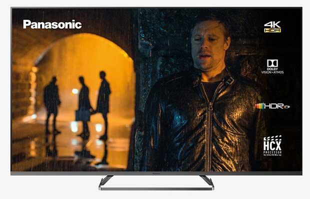 panasonic gammaTV2019 gx800 - Panasonic TV LCD e OLED 2019 con Dolby Vision e HDR10+: i prezzi italiani