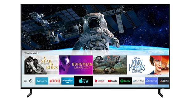 samsung appletv airplay2 14 05 19 - Samsung Smart TV 2019 / 2018: firmware per Apple TV e AirPlay 2