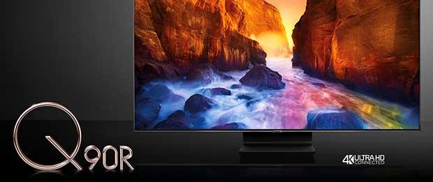 samsung q90r art1 - TV 4K HDR Samsung QLED QE65Q90R - La prova
