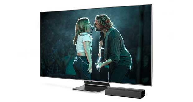 samsung q90r art2 - TV 4K HDR Samsung QLED QE65Q90R - La prova