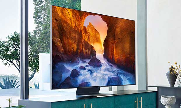 samsung q90r art5 - TV 4K HDR Samsung QLED QE65Q90R - La prova