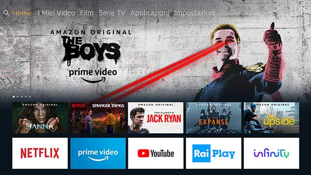 Fire TV Stick 4K 1 05 09 19 - Amazon Fire TV Stick 4K con Alexa disponibile in Italia
