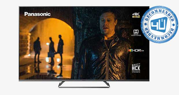 Panasonic gx800 art1 - TV Ultra HD HDR Panasonic TX-50GX810 - La prova