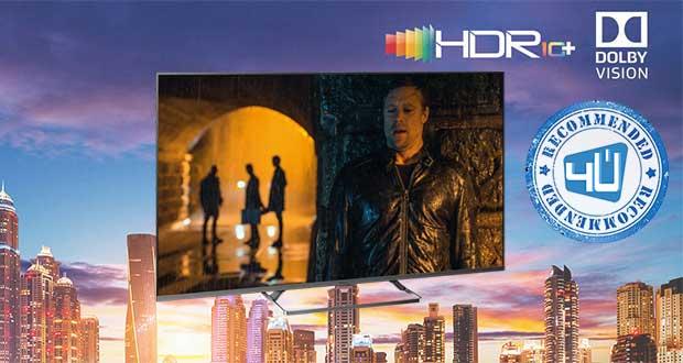 Panasonic gx800 art evi - TV Ultra HD HDR Panasonic TX-50GX810 - La prova
