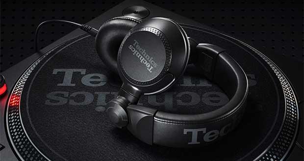 Technics EAHDJ1200 evi 05 09 19 - Technics: nuove cuffie monitor DJ EAH-DJ1200