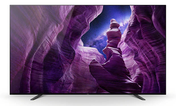 sony olde a8 a9 1 08 01 20 - Sony OLED A8 e A9: arriva anche il 48 pollici