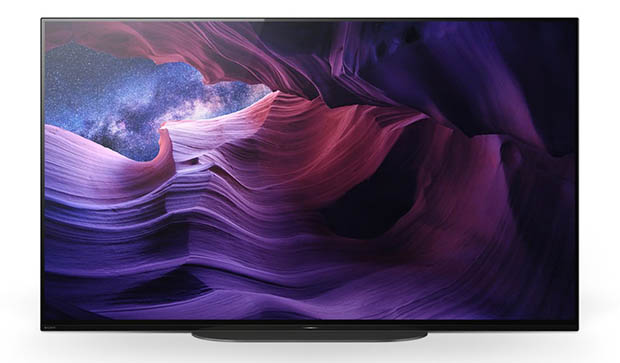 sony olde a8 a9 2 08 01 20 - Sony OLED A8 e A9: arriva anche il 48 pollici