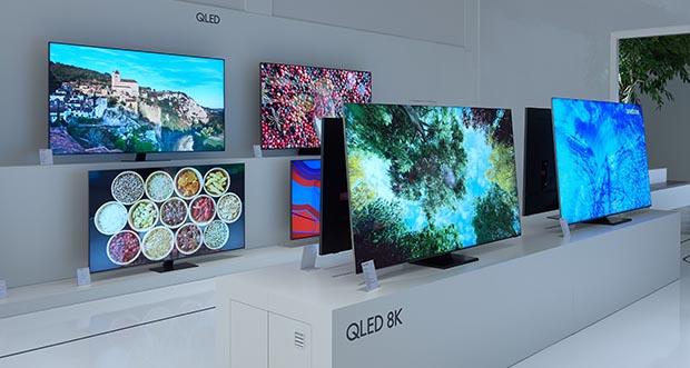 QLED 2020 evi 16 02 20 - Samsung TV QLED 8K e 4K Ultra HD 2020: tutti i dettagli