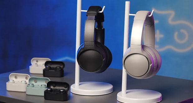 Panasonic: nuove cuffie Wireless Bluetooth per tutti i gusti - Tech4U.it